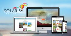 Solaris  Travel Agency WordPress Theme by ThemeREX  CURRENT VERSION 2.3 (see Change log at the bottom of this page) Travel agencies are lucky to have their own websites. Yet, havin