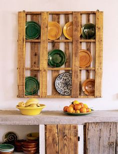 Maybe for the cottage since our plates are now bigger than our cupboards!