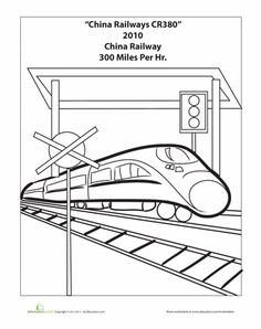 train coloring pages educationcom toy trainsbulletcoloring