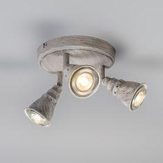 Spot Coney 3 Antik weiß Dies ist der schöne Sport Coney 3, in einer schönen antiken, weißen Farbe. Dekorien Sie ihr Zuhause mit dieser coolen Vintage-Optik.  #Lampe #Light #einrichten #Innenbeleuchtung #wohnen #Leuchte #Strahler