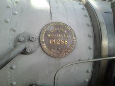 Locomotiva 604 - BALDWIN - 1895