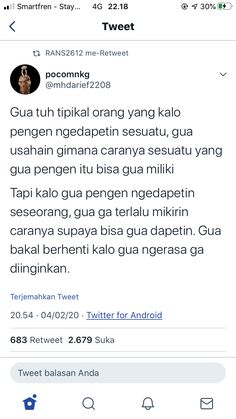 Speak Quotes, Text Quotes, Qoutes, Quotes Galau, Self Reminder, Quotes Indonesia, Quote Board, Doa, Daily Quotes