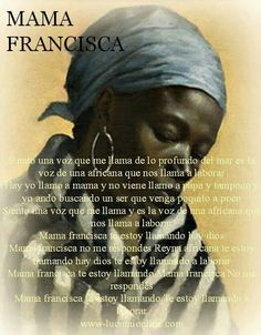 Mama Francisca