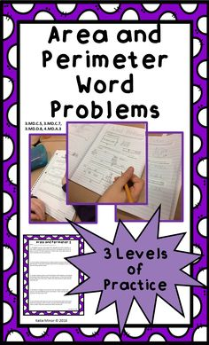 area and perimeter word problems freebie 4th grade pinterest words geometry and math. Black Bedroom Furniture Sets. Home Design Ideas