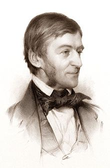 In a library we are surrounded by many hundreds of dear friends imprisoned by an enchanter in paper and leathern boxes. -Ralph Waldo Emerson, writer and philosopher (1803-1882)