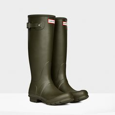 Original Tall Rain Boots | Hunter Boot Ltd  Perfect for the dog park!!