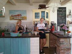 Cafe Kàptalantóti első nap