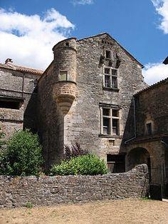 Commanderie de Sainte-Eulalie-de-Cernon, Midi-Pyrénées, France