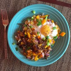 Angela's Kitchen: Weekend Breakfast Hash #breakfast #breakfasthash #savory