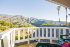 First Stop: Santa Barbara!  This is a new listing, very cute and clean on a 2.5 acre property, with amazing Mountain and Ocean (from bedroom and balcony) views. 5 minutes to State Street (about 2 miles) but you feel like you're in the country, Great Hiking!! Cute balcony for morning coffee, beautiful sunrise views.