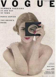 """""""Vogue"""", May 1951 