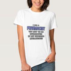 Pharmacist Joke  Superior Intelligence T Shirt, Hoodie Sweatshirt