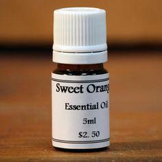 Sweet OrangeEssential Oil