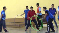 Juegos locos   aros   00227 #Juegosmotores #inef #ccafd #ugr #educacionfisica #physicaleducation @Fac_Deporte_UGR @CanalUGR