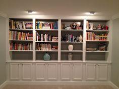 Monster Bookcase Restyled Three Ways