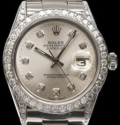 "In this post, we want to explain ""How to choose rolex luxury watches?"" You have to know the tips for choosing Rolex. Tips for choosing Rolex luxury watches. Rolex Watches For Men, Luxury Watches, Cool Watches, Analog Watches, Ladies Watches, Cheap Watches, Stylish Watches, Casual Watches, Men's Watches"