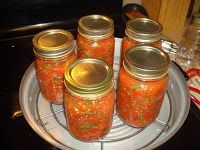 Canning Homemade!: Steam Canners - For High Acid Food Only!