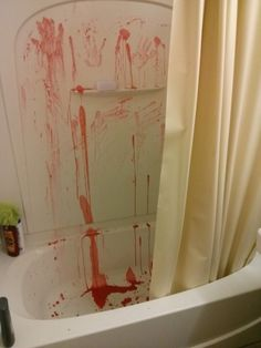 Staged murder scenes for RA check-ins: | 27 Absurd Things You'll Only Find In A…