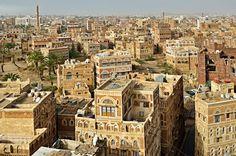 Urban landscape #Yemen