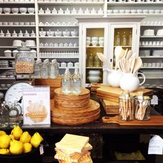 Provincial home living - from store refurbishment - dream pantry