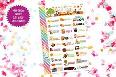 3LB Studio Fall Bucket List Planner Stickers! (BS193) For your Erin Condren, Limelife, Happy Planner, Inkwell Press, or other planner or cal by 3LBstudio on Etsy https://www.etsy.com/listing/470401851/3lb-studio-fall-bucket-list-planner