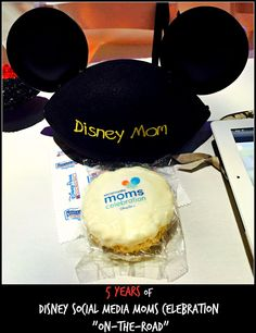 "Happy Number 5 to Disney Social Media Moms Celebration ""On-The-Road"" 