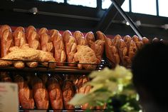 A Guide to the Best Breads in the Bay Area.  Bread at Fisherman's Wharf. Photo: Morgan Johnston/Flickr