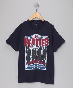 Take a look at this Navy 'The Beatles Revolution' Tee - Kids by Blow-Out on #zulily today!