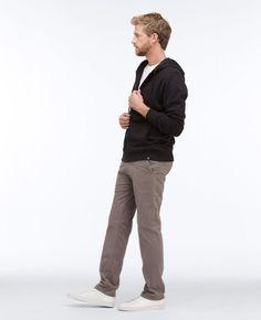 The Lux Khaki in Cosmopolitan Grey