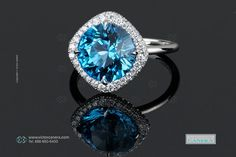 Victor Canera goes Electric... and Blue!!! : Show Me the Bling! (Rings,Earrings,Jewelry) • Diamond Jewelry Forum - Compare Diamond Prices, Discussions & Diamond Information