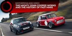 The Mighty John Cooper Works and the History of Fast Mini's Mini Uk, John Cooper Works, Performance Cars, Auction, History, Search, Searching, History Books, Historia
