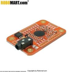 Voice recognition equipment helps to recognize or conclude a speaker's identity. Voice recognition module Arduino plays a vital role in identifying a speaker's voice. Best buy from Robomart such as speech recognition module, voice recognition module arduino, voice recognition module price.
