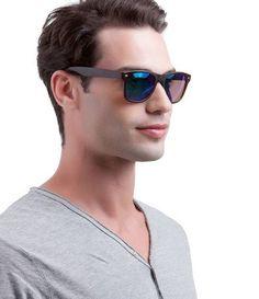 oculos de sol lente espelhada masculino 680ffaddf2
