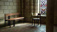 http://www.kraud.de/ CHAPTER HOUSE BENCHES