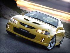 Bang for Buck: 2001-2005 Holden Monaro CV8  www.carligious.com