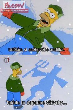 anjel v snehu