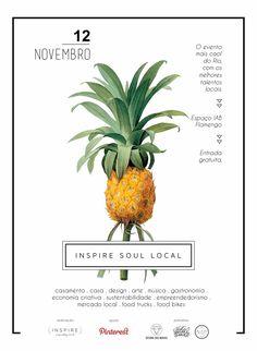 Inspire Soul Local. Saiba mais em http://gordelicias.biz.
