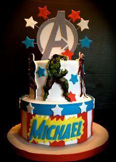 Avengers 2 ideas on cake - Google Search