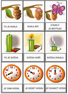 Pro Štípu: Posloupnosti a porozumeni cteneho slova Speech Therapy Activities, Montessori Activities, Preschool Worksheets, Preschool Learning, Sequencing Cards, Story Sequencing, Classroom Decor Themes, Autism Classroom, Toddler Fun