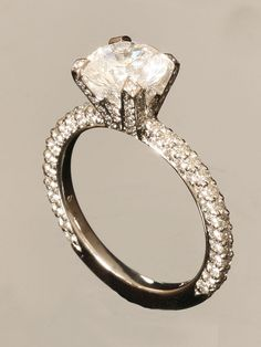 Michael B. - Engagement Ring - at - London Jewlers