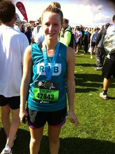 Account Manager Laura did the Great North Run - we felt proud and admiring from the comfort of our armchairs. Great North, Accounting Manager, Armchairs, Innovation, Challenges, Felt, Running, Digital, Life