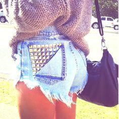 {such a stud} •sabo skirt•