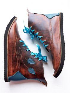 UK 5 Mustardseed Boot #3210