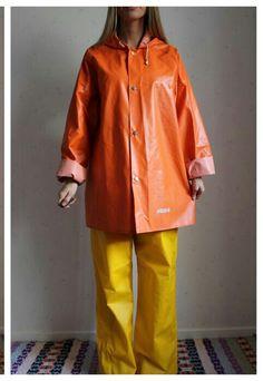 19 Vinyl Raincoat, Pvc Raincoat, Pvc Vinyl, Helly Hansen, Rain Wear, Rain Jacket, Overalls, Windbreaker, Suits