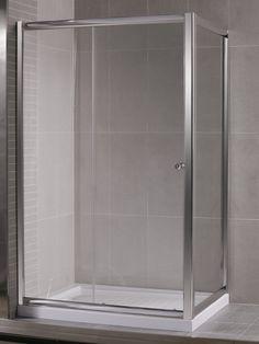 Box doccia in cristallo 6mm (trasparente) 2 lati
