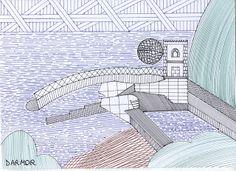 disegnatore   DARMOR: 52 castel sonnino  21x30