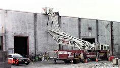 Resultado de imagen de aerial ladder collapse incidents