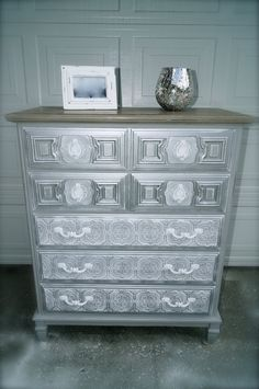Dresser by Yelena48 on Etsy, $370.00