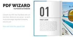 PDF  FlipBook Extension v1.2.1