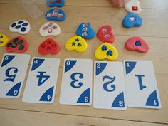 Learners in Bloom: Math Games and Activities for Preschoolers    Många olika